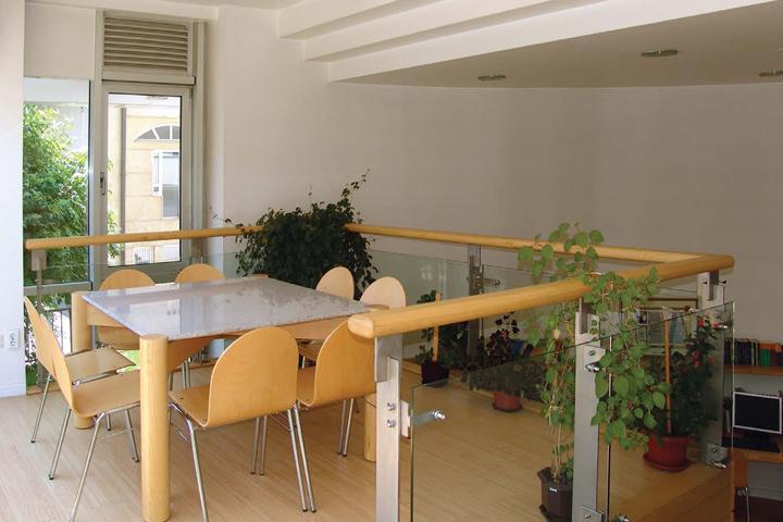 Uprava sa bibliotekom u Medresi