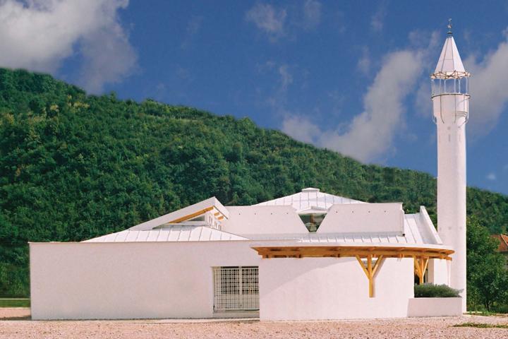 Džamija u naselju ''Solina'' u Tuzli