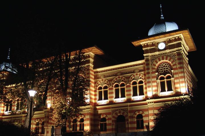 Gradska vijećnica u Brčkom